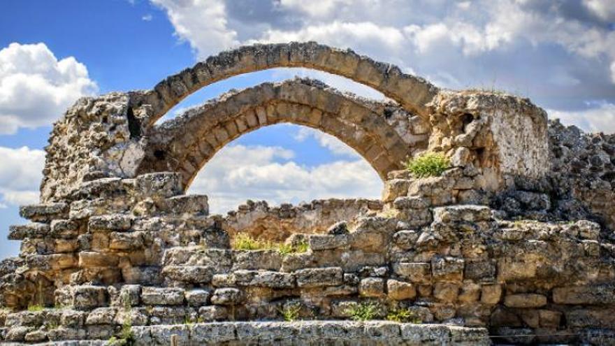 Parque Arqueológico Recópolis en la provincia de Guadalajara