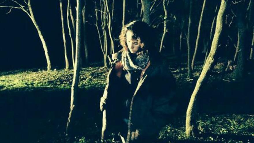 Fotograma del trailer de 'Cuervos', una película rodada en Medio Cudeyo | @cuervos_film