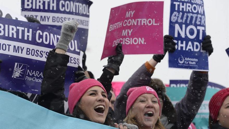 La Casa Blanca revertirá el mandato de Obama sobre la cobertura de los anticonceptivos