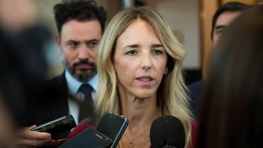 """Álvarez de Toledo ve """"un grave error"""" que el PP vasco defienda la foralidad"""