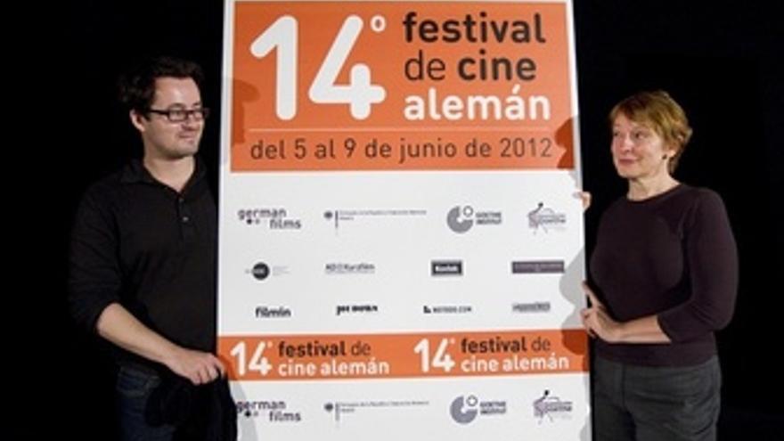 Presentación Del Festival De Cine Alemán