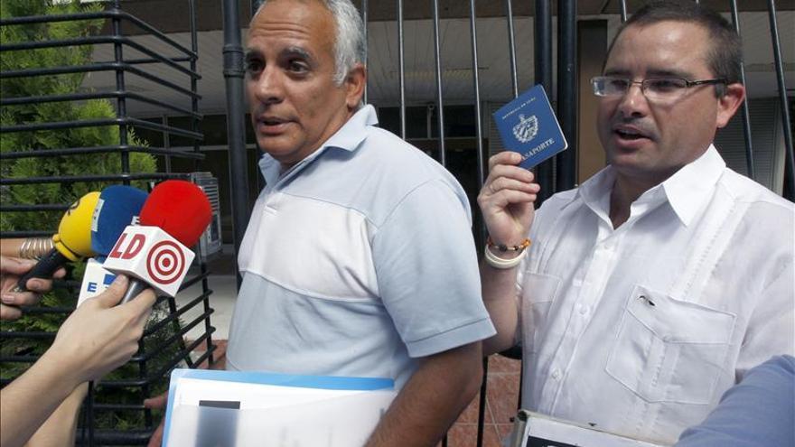 Una plataforma opositora cubana pide a Carromero que explique el accidente