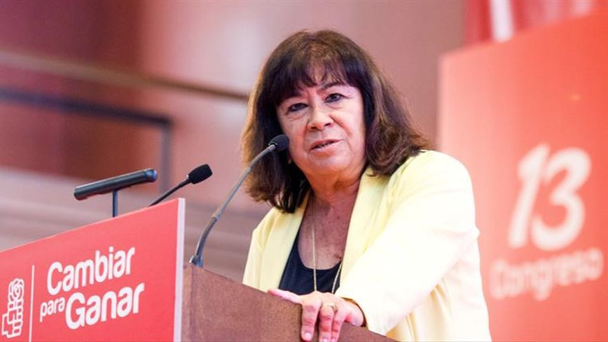 Narbona a Puigdemont: Desconvoque ya el referéndum, cuando antes mejor