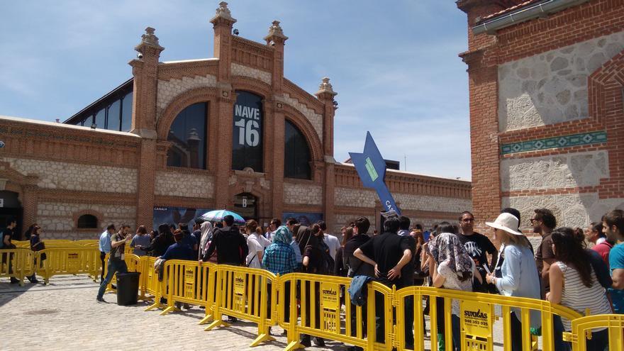El Matadero, uno de los espacios gestionados por Madrid Destino.
