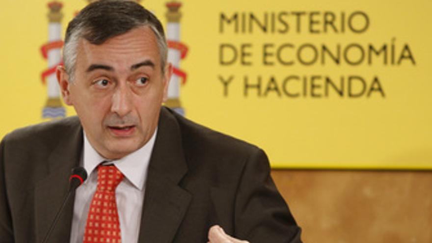 Secretario de Estado de Hacienda, Carlos Ocaña