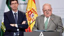 Andalucía tiene ya 649 sanitarios contagiados por coranavirus, el 21,5% del total de casos positivos