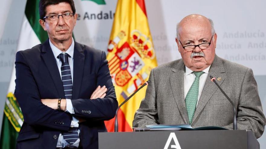 Andalucía está dispuesta a prestar respiradores a Madrid