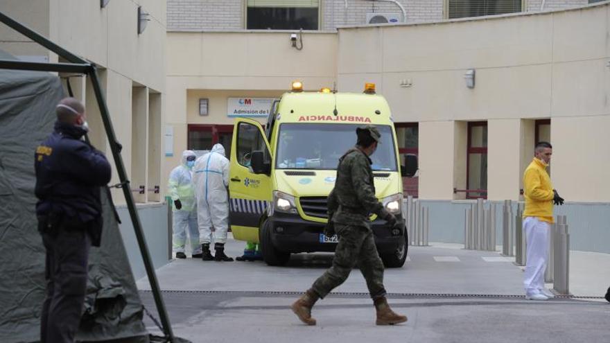 Madrid supera 10.000 muertos positivos por COVID-19 o sospechosos de tenerla