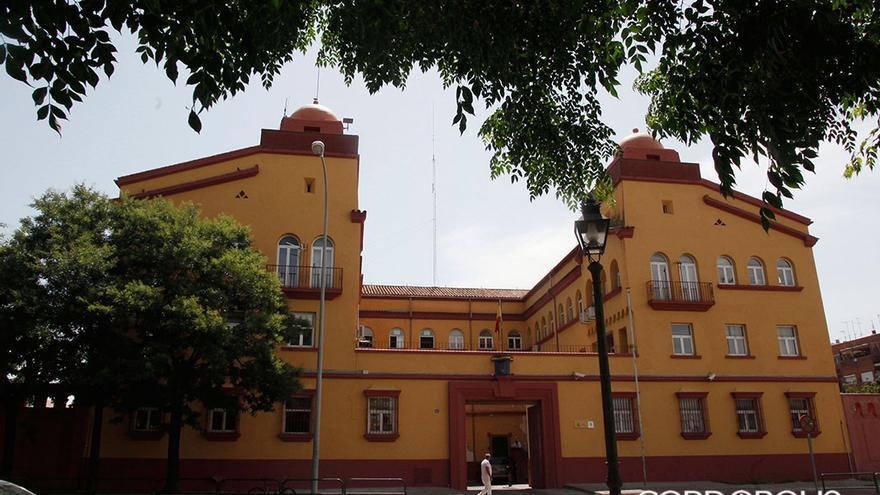Comisaría provincial de Campo Madre de Dios | MADERO CUBERO