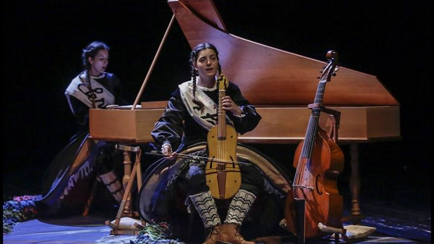 La compañía Nao d'amores celebra sus 15 años con la obra que le dio nombre