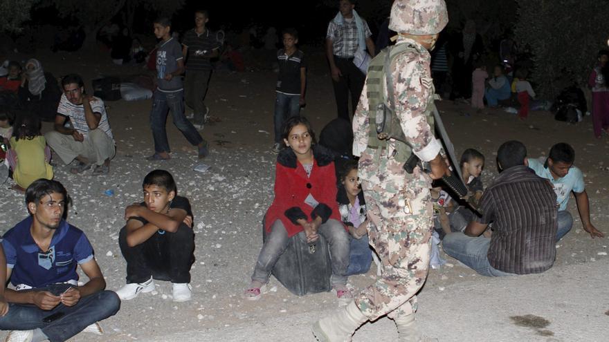 El numero de refugiados sirios se multiplicará por siete, según la ONU