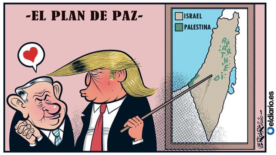 El plan de paz