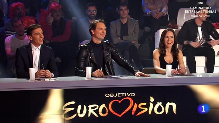 Denuncian una agresión en plató a Xavi Martínez, juez de 'Objetivo Eurovisión'