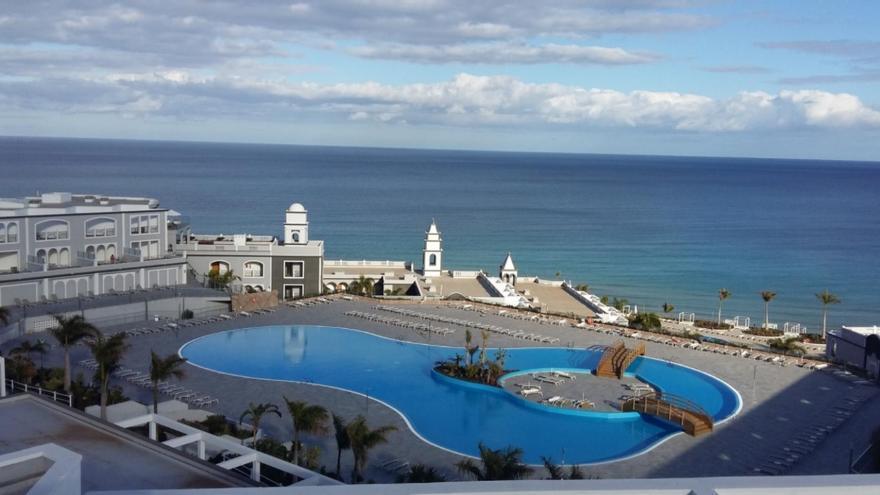 Vista del Royal Palm Resort & Spa.
