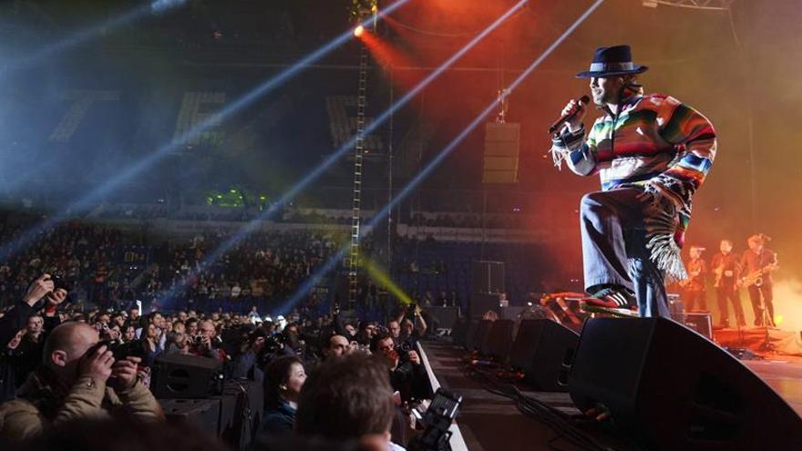 jamiroquai anuncia para noviembre su primer concierto en madrid en 9. 87104781a38