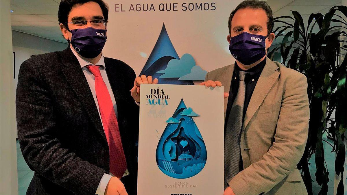 Presentación de la campaña de Emacsa por el Día Mundial del Agua.