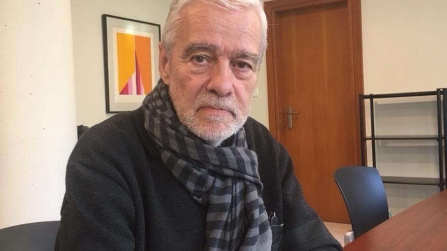 El arquitecto urbanista, Fernando Prats