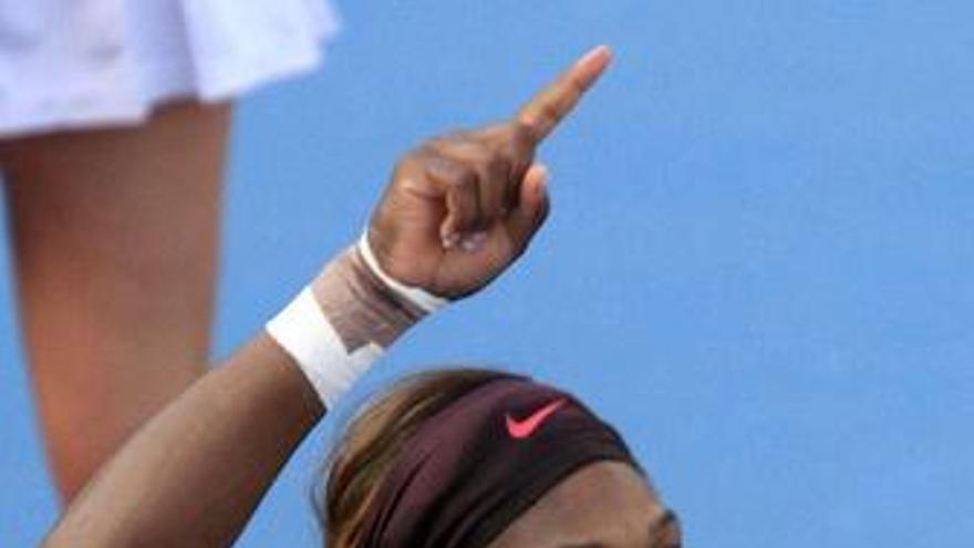 """Serena Williams regresa al número uno: """"Creo que me lo he ganado"""""""