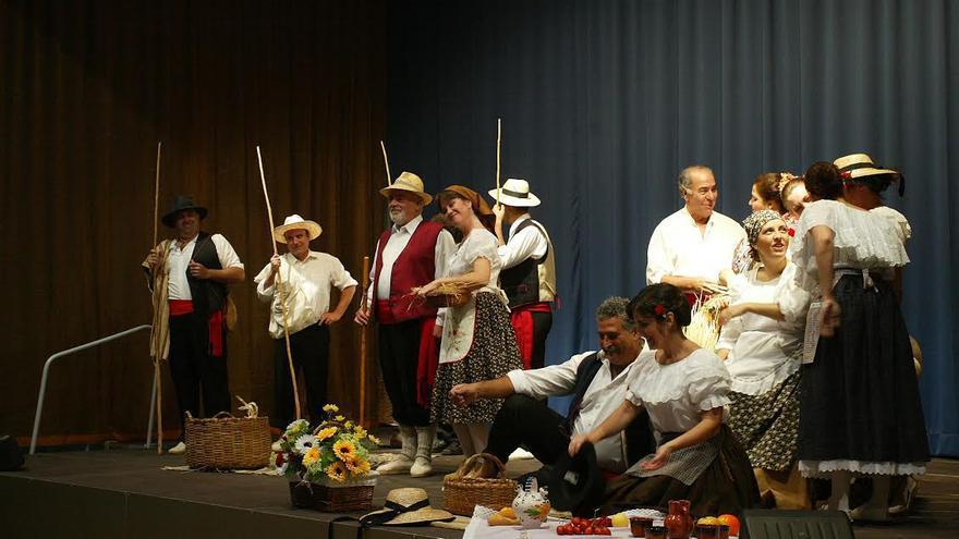 Imagen de archivo del grupo Voces Amigas de Breña Baja.