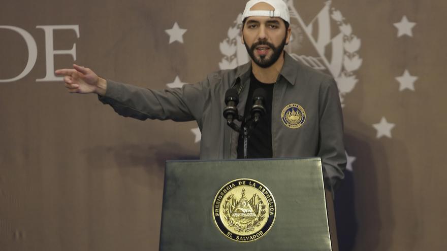 Bukele pide a latinoamericanos en EE.UU. no votar por la congresista Torres