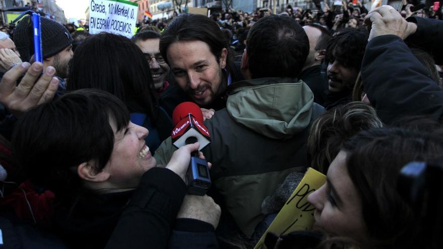 """Pablo Iglesias desafía a Rajoy: """"Ojalá convocara elecciones ya"""""""