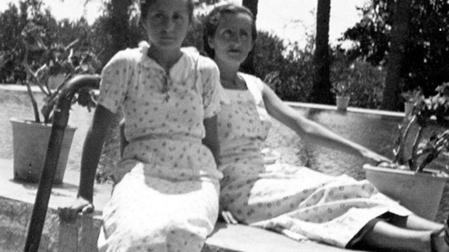 Les germanes García Treviño