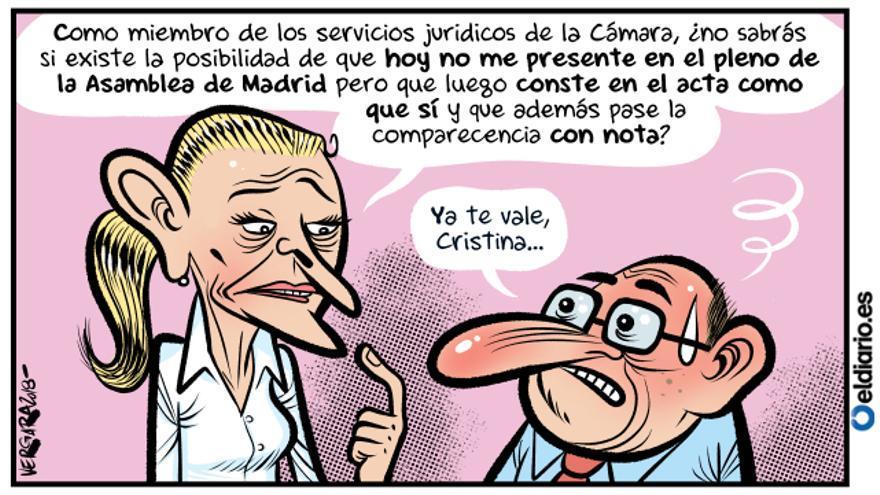 Viñeta en el Diario.es