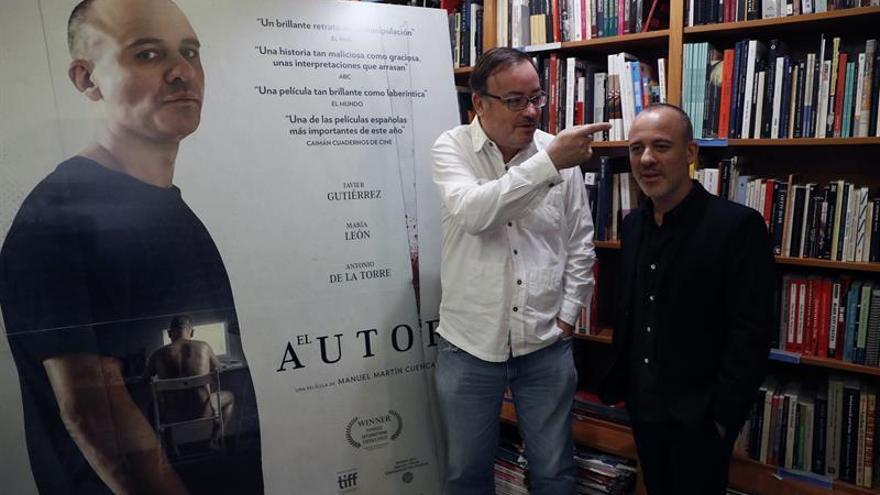 """Martín Cuenca: """"La línea que separa lo ridículo de lo heroico es muy fina"""""""