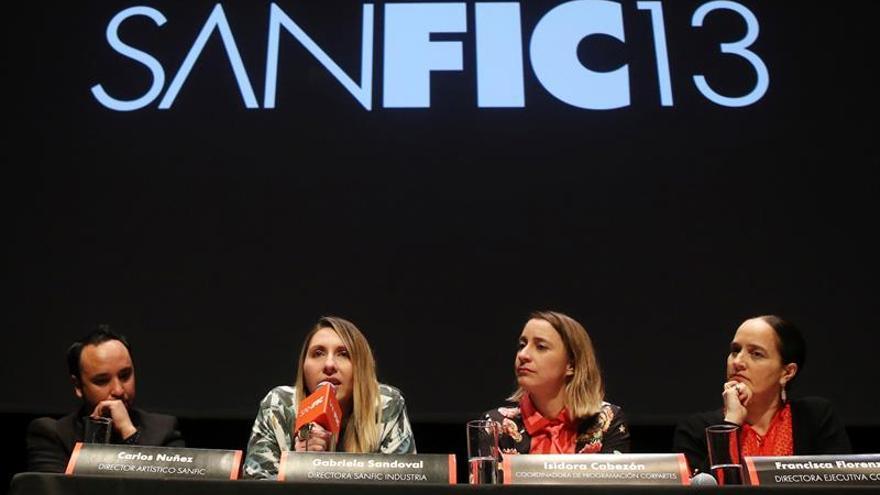 Matt Dillon, invitado especial del festival de cine Sanfic en Chile