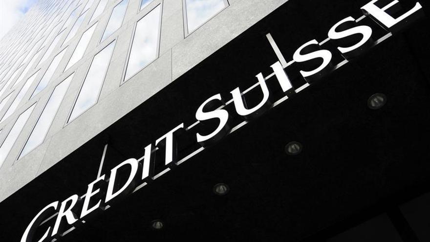 Credit Suisse gana 550 millones de euros hasta marzo y sale de pérdidas