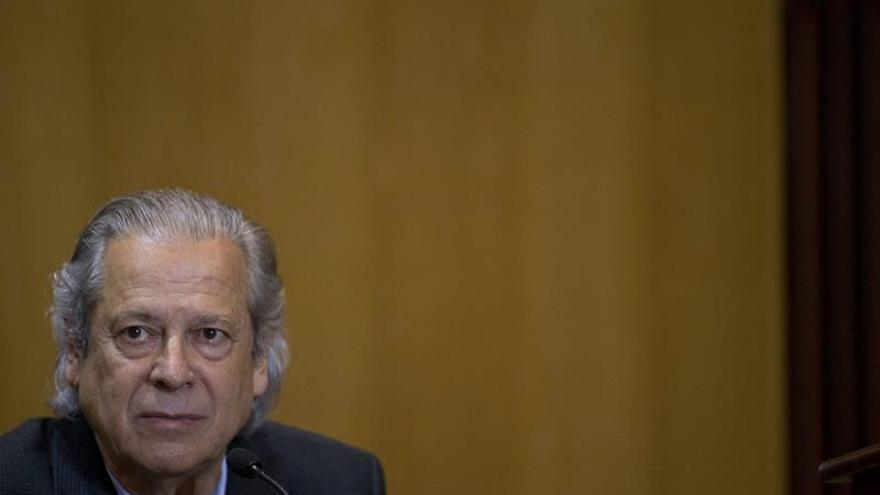 La Justicia eleva a 30 años la condena a José Dirceu, exministro de Lula