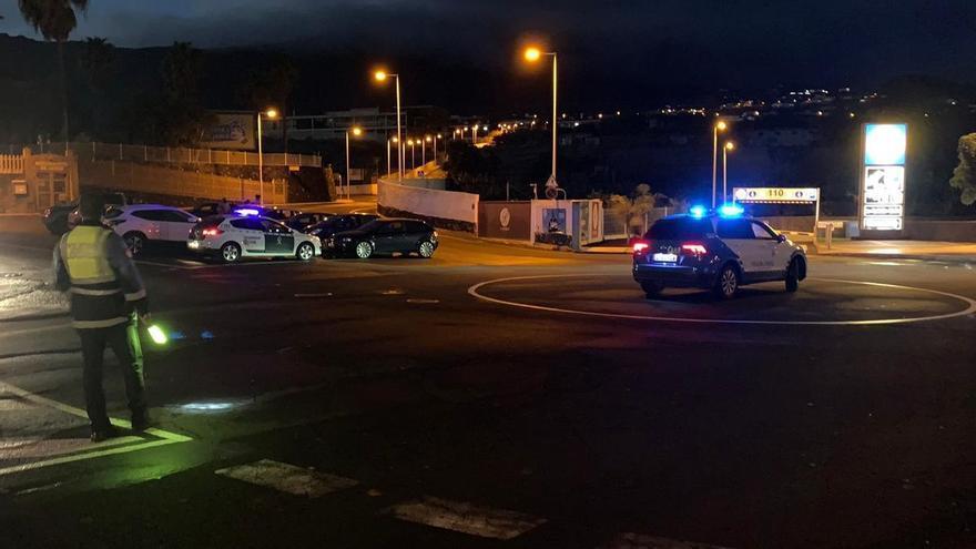 La Palma continúa en el nivel 1 y toque de queda de 00:00  a 06:00  horas