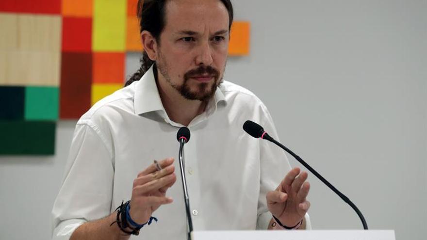 Podemos convoca una mesa de partidos con nacionalistas a la que no irá PSOE