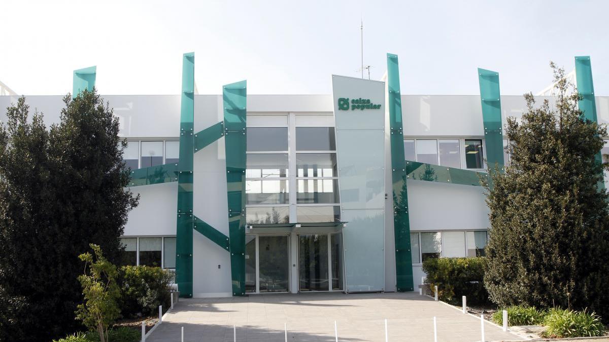 Servicios centrales  Caixa Popular
