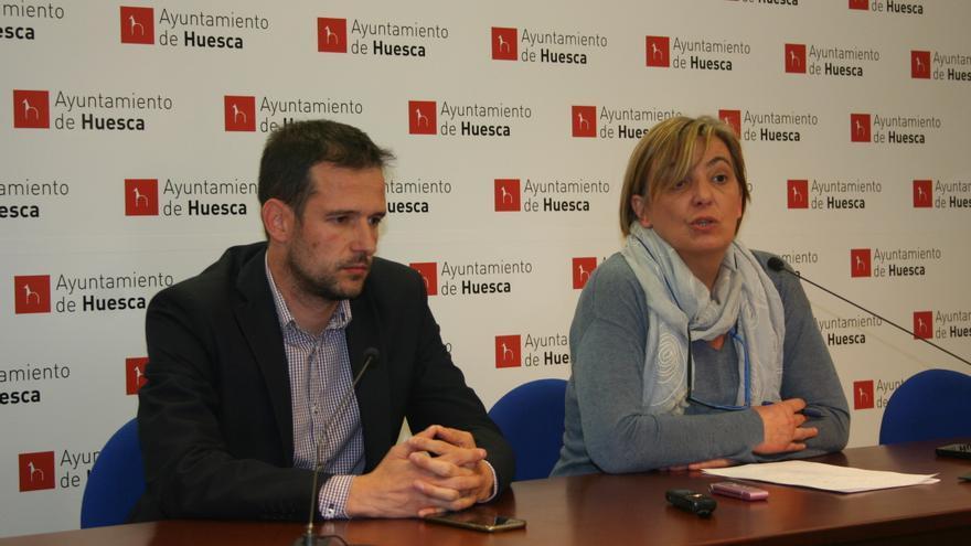 La concejala de Desarrollo Local, Pilar Novales