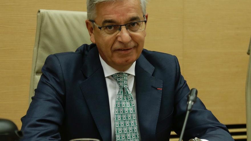 El jefe de la UCO evita hablar en el Congreso de financiación del PP y dice que sólo es presionado por la prensa