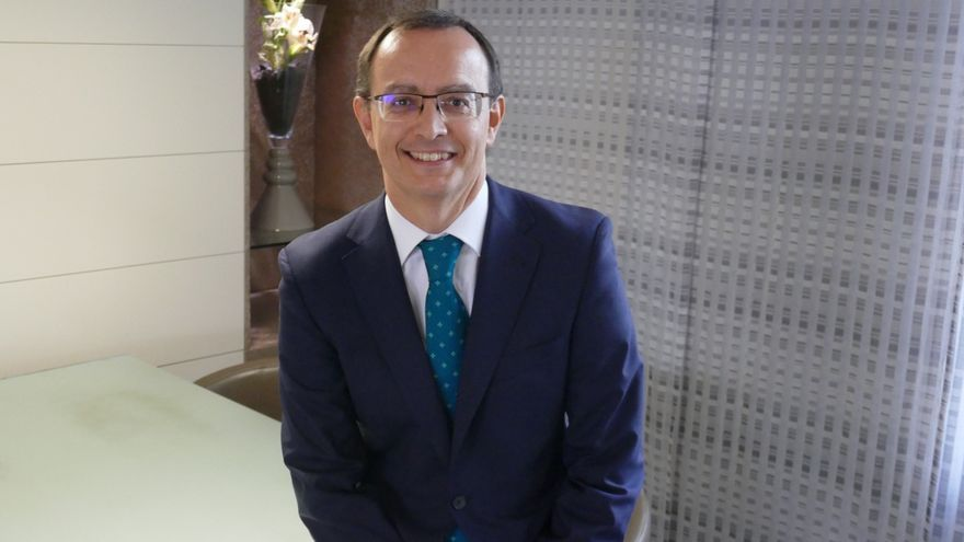 Orlando Vierna, nuevo director general de Redexis en Canarias.
