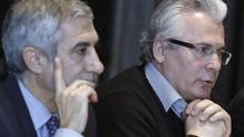 La plataforma cívica de Llamazares y Baltasar Garzón se registra como partido en el Ministerio del Interior