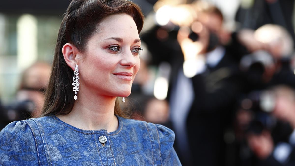 La actriz francesa Marion Cotillard será Premio Donostia del Festival de San Sebastián 2021