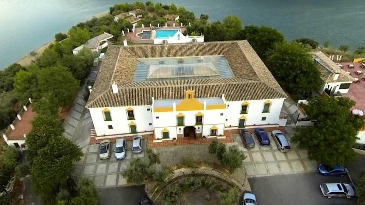 Una gran casa rural en Córdoba