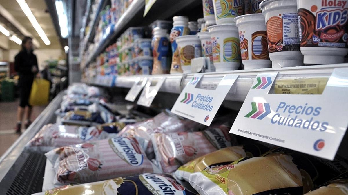 """Precios Cuidados ofrece 670 productos de consumo familiar a precios de referencia """"convenientes""""."""