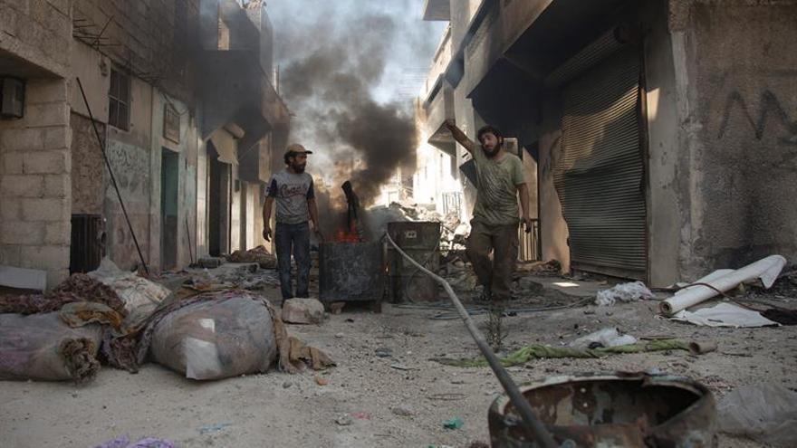 El ELS rechaza el acuerdo de alto el fuego en Siria y dice que no lo cumplirá