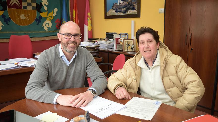 Convenio APAYMA y Ayuntamiento Argamasilla de Alb