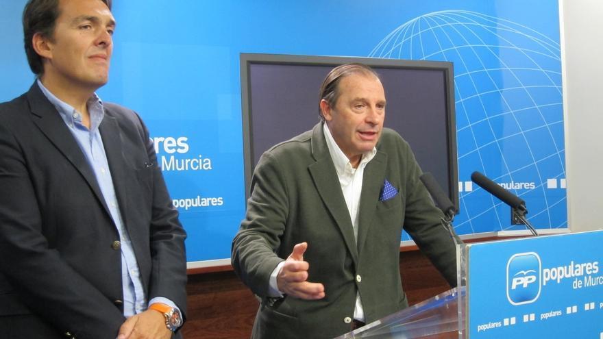 """Martínez-Pujalte: """"Hemos mejorado España desde la responsabilidad"""""""