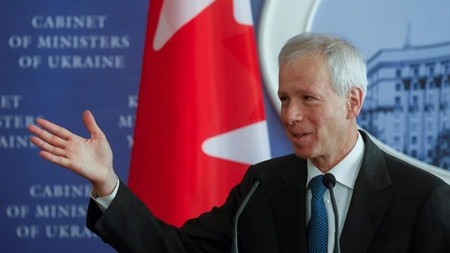 """Canadá y la UE tratarán hoy en Ottawa la """"crisis migratoria"""" europea"""