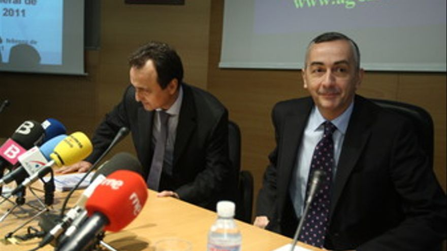 Juan Manuel López-Carbajo y Carlos Ocaña