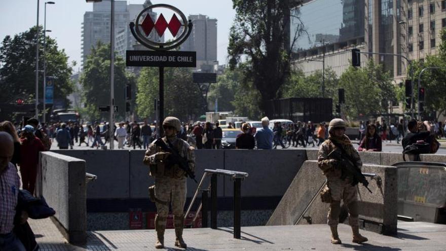 El Senado chileno aprueba el proyecto de ley para anular el alza a la tarifa del metro