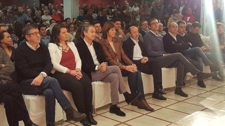 """Rodríguez Zapatero afirma que Euskadi nunca ha estado mejor que ahora """"sin ETA y en paz con España"""""""