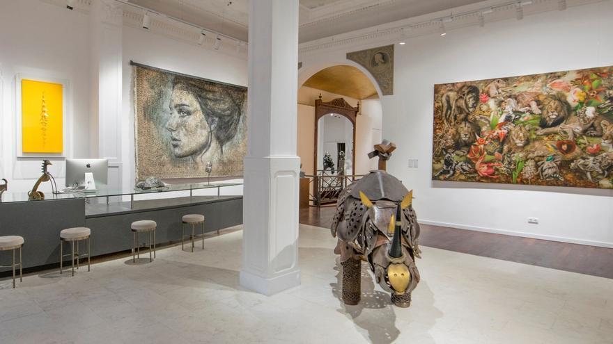 Bert Van Zetten: Para abrir una galería debes amar el arte y estar algo loco