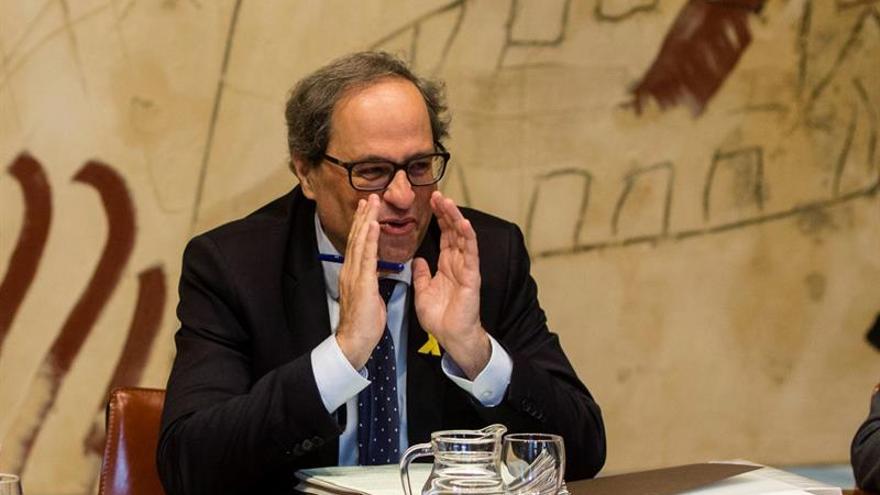 El Gobierno espera establecer contactos con la Generalitat antes del verano